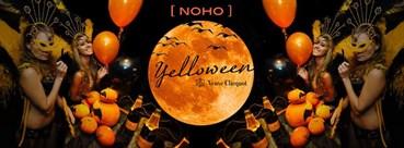 NOHO Hamburg Eventflyer #1 vom 31.10.2014