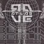Suicide Club Berlin Rave Atlas x B.Rave