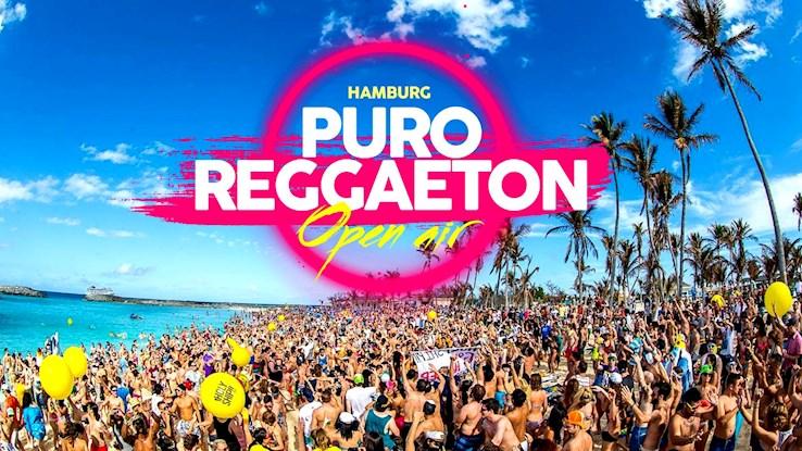 Edelfettwerk 27.07.2019 Open Air - Puro Reggaeton
