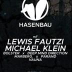 Suicide Club Berlin Hasenbau with Lewis Fautzi & Michael Klein