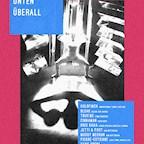 Salon - Zur wilden Renate Berlin Oben Unten Überall /w. GoldFFinch, Bleak, Cinnaman, Jetti & Post & More
