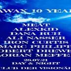 Club der Visionaere Berlin Rawax 10 years
