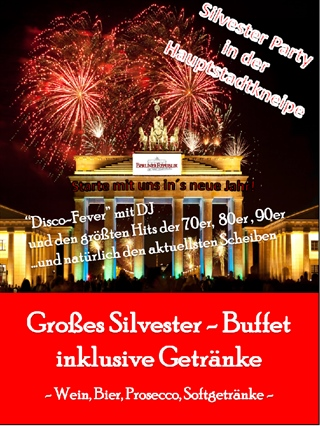 Berlin  Eventflyer #1 vom 31.12.2013