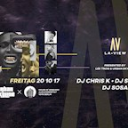 House of Weekend Berlin La View - Grand Opening pres. by Les Trois & Urban Skyline