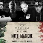 Maxxim Berlin Monday Nite Club - Notti Magiche