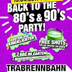 Trabrennbahn Karlshorst Berlin Back to the 80´s & 90´s Party