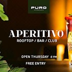 Puro Berlin Aperitivo - Rooftop Bar Club