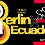 Ava Berlin Borderless pres. Berlin X Ecuador /Open Air