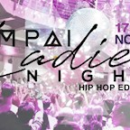 E4 Berlin Kampai - Hip Hop Edition - Ladies Edition