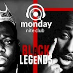 Maxxim Berlin Monday Nite Club - Black Legends