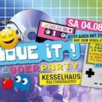 Kesselhaus Berlin Move iT! - die 90er Party