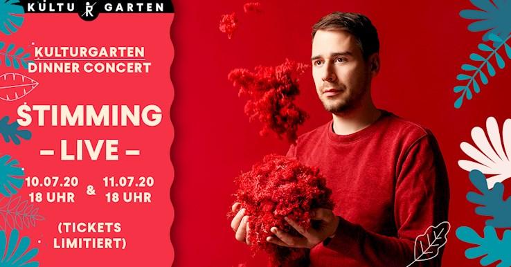 Ritter Butzke 10.07.2020 Stimming live - Kulturgarten Dinner Concert