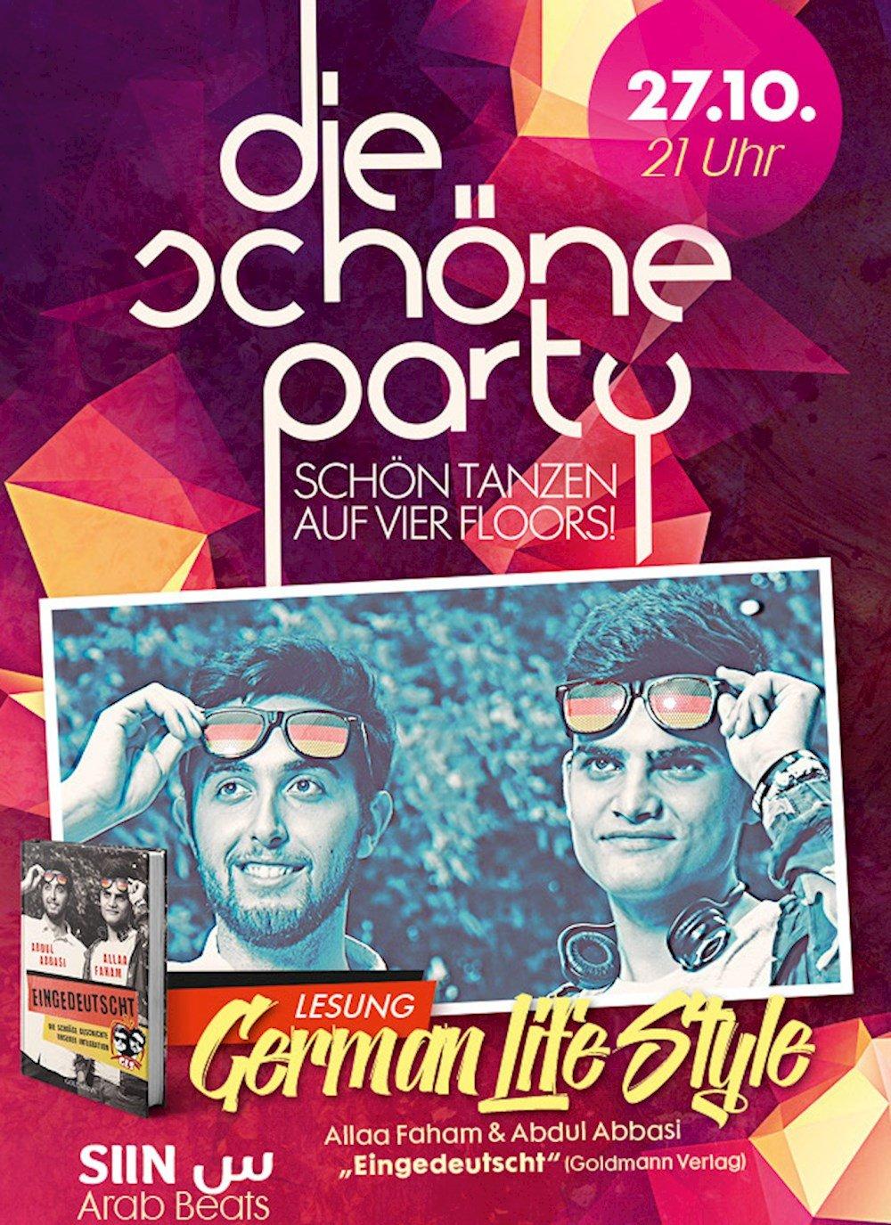 die schöne party berlin