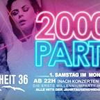 Große Freiheit 36 Hamburg 2000er Party