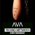 Ava Berlin Techno Mittwoch