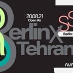 Ava Berlin Borderless pres. Berlin X Tehran /Open Air