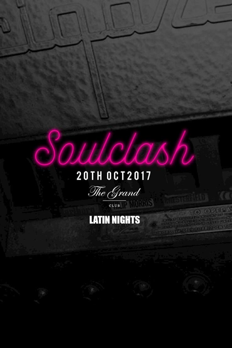 The Grand 20.10.2017 Soulclash