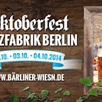 Malzfabrik Berlin Die Bärliner Wiesn – das Oktoberfest