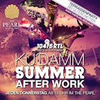 The Pearl Berlin 104.6 RTL Kudamm Afterwork