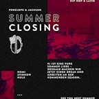 Club Weekend Berlin Penelope & Jackson - Hip Hop & Latin - Summer Closing