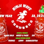 House of Weekend Berlin Ninja Wave - Lunar New Year