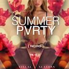 NOHO Hamburg Visual Seasons presents: [Noho] Summer Pvrty