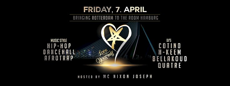 The Room Hamburg Eventflyer #1 vom 07.04.2017
