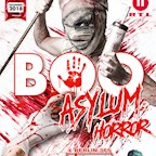 Matrix Berlin BOO! Asylum Horror - Opening Night