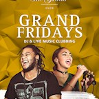 The Grand Berlin Grand Fridays – Zu DJ & Live Band im Club Tanzen