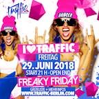 Traffic Berlin I Love Traffic - Freaky Friday
