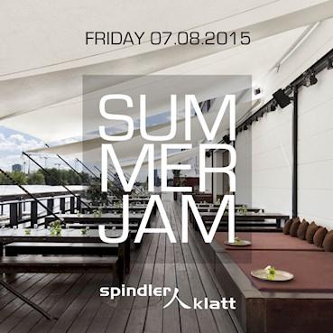 Spindler & Klatt 07.08.2015 Berlin Summer Jam - Open Air