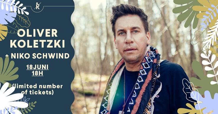 Ritter Butzke 18.06.2021 Oliver Koletzki @ Kulturgarten