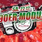 Puro Berlin 90er Modus – X-Mas Edition