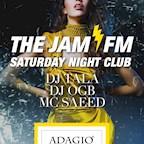 Adagio Berlin JAM FM Saturday Night Club, VOL.II