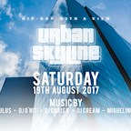House of Weekend Berlin Urban Skyline - Hip Hop with a view - finally summer