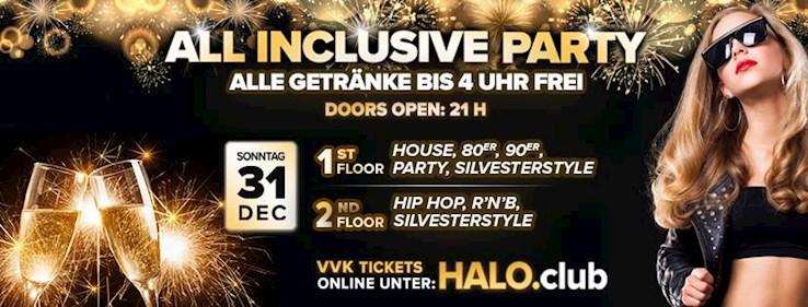 Halo Hamburg Eventflyer #1 vom 31.12.2017