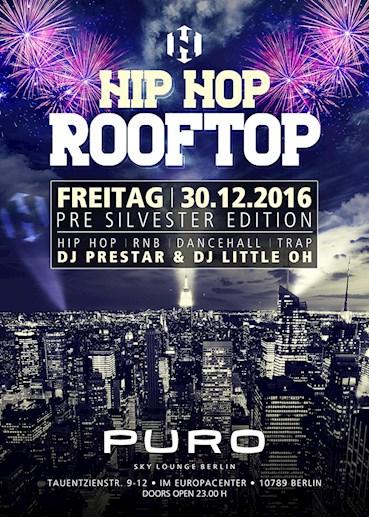 Puro Berlin Eventflyer #1 vom 30.12.2016