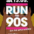 Spindler & Klatt Berlin Run The 90s - Girls R'n'B Edition