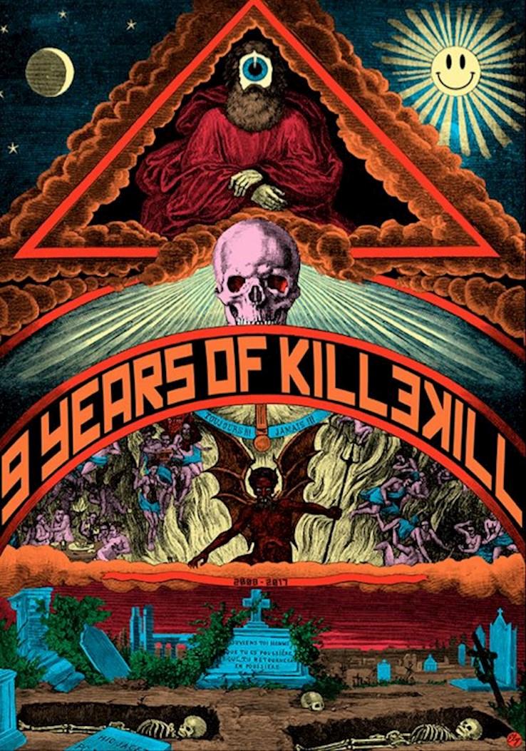 Griessmuehle 23.06.2017 9 Years of Killekill
