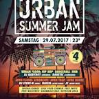 Musik & Frieden Berlin Urban Summer Jam - Hip Hop, Dancehall & Afrobeats auf 4 Areas