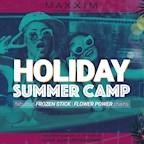 Maxxim Berlin Holiday Summer Camp #Poolnight