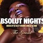The Grand Berlin Absolut Nights - DJ Ozzy Brown & DJ Ultimo feat Keye Katcher
