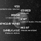 about blank Berlin Love Techno - Hate Germany With Vtss, Resom