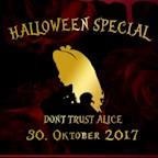 Club Du Nord  Halloween x Don't Trust Alice
