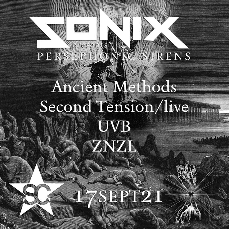 Suicide Club 17.09.2021 Sonix.02 Feat/ Persephonic Sirens