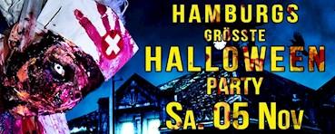 Große Freiheit 36 Hamburg Eventflyer #1 vom 05.11.2016