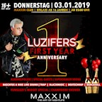 Maxxim Berlin Luzifers First Year Anniversary