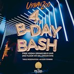 The Pearl Berlin Urban Zoo Birthday - nur Freitags Berlins wildest Hip Hop