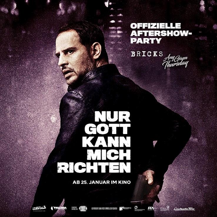 Bricks Berlin Eventflyer #1 vom 25.01.2018