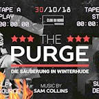 Club Du Nord  The Purge - Halloween Party